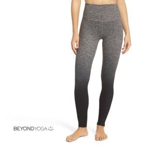 BEYOND YOGA Space Dye Ombre High Waist Leggings M